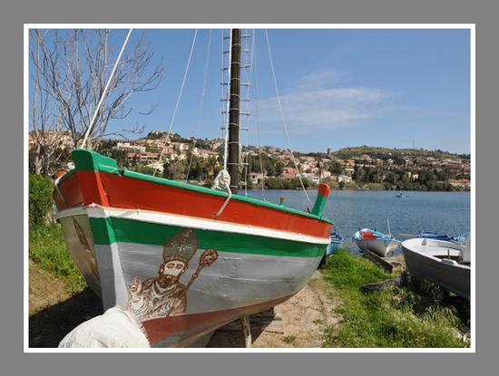 La barca di San Nicola - Ganzirri (3360 clic)