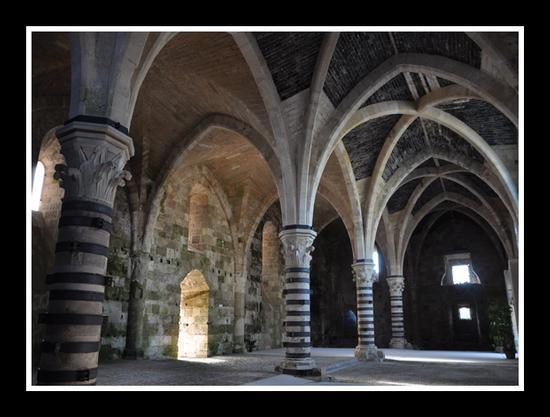 Castello Maniace interni - Siracusa (4908 clic)
