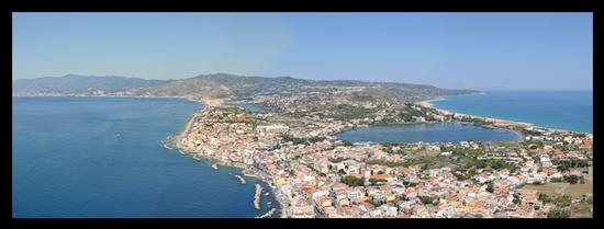 Panoramica dei due mari - Torre faro (3305 clic)