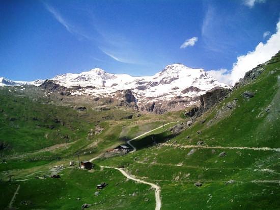 monte rosa - Gressoney (4987 clic)