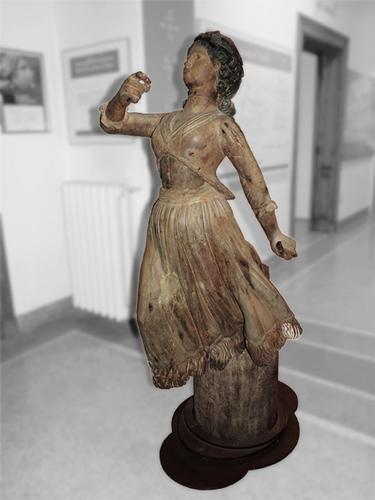 La Polena -Museo della Marineria - Pesaro (1190 clic)