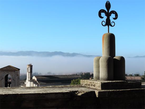 Veduta da Piazza Grande - Gubbio (2820 clic)