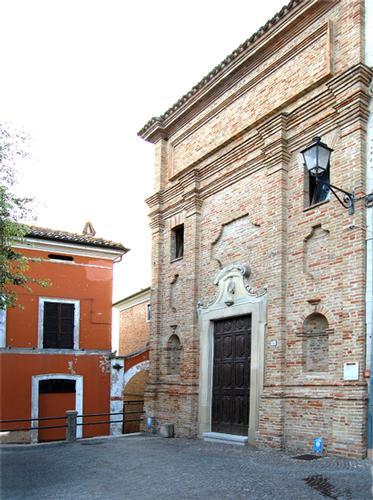 Auditorium di Santa Caterina Sec.XVI Orciano - Orciano di pesaro (1158 clic)