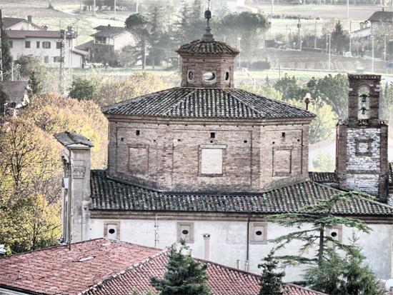 Chiesa della Madonna del Prato - Gubbio (1502 clic)
