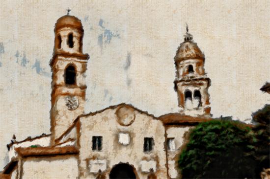 Campanili di Orciano - Orciano di pesaro (1150 clic)