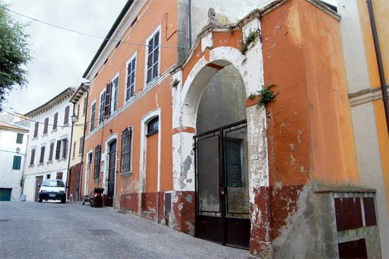 Casa di Riposo Arnaldo Merlini Orciano - Orciano di pesaro (927 clic)