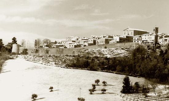 Mura Malatestiane Mombaroccio (1597 clic)