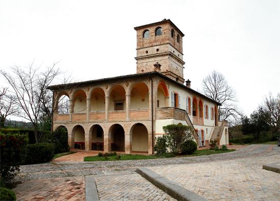 Palazzina Sabatelli - Sant'ippolito (1047 clic)