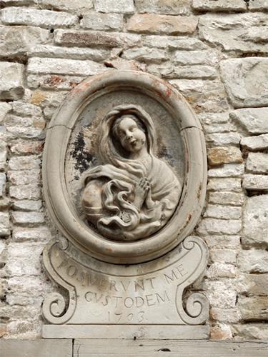 Palazzo Guerra Madonna 1793 - Sant'ippolito (985 clic)