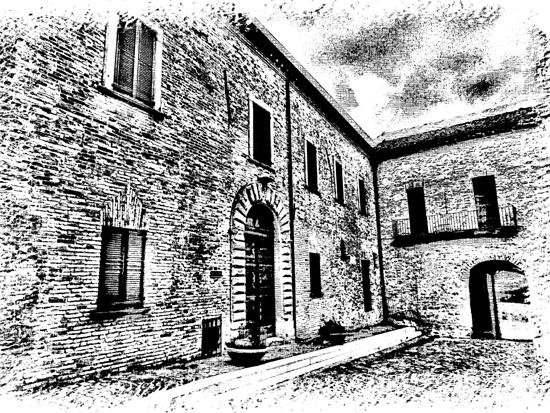 Palazzo Del Monte Mombaroccio (1196 clic)