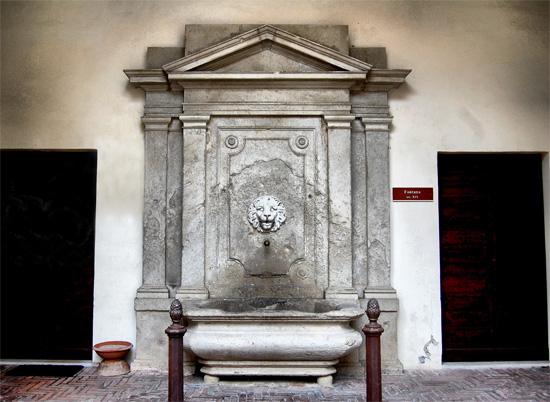 Fontana sec XIX Mombaroccio (1081 clic)
