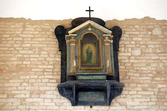 Madonna degli Angeli sec XVIII  Mombaroccio (989 clic)