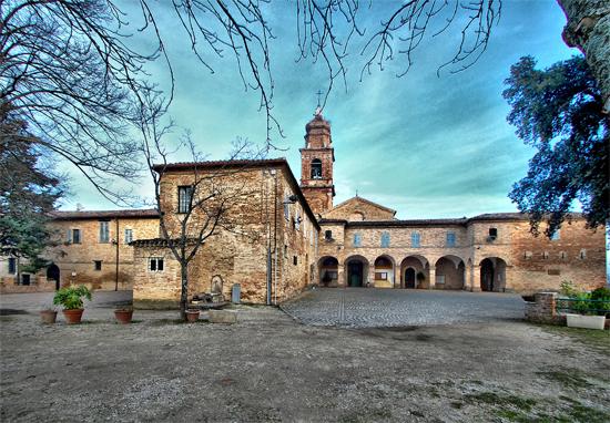Santuario-Beato Sante - Mombaroccio (1035 clic)