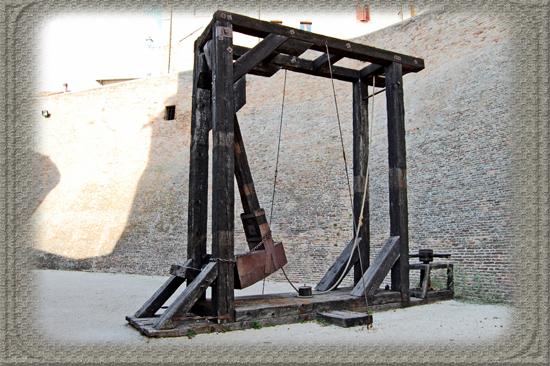 Trabucco a martello Mondavio (1156 clic)