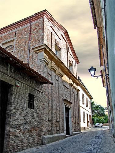Chiesa ss Pietro e Paterniano Mondavio (2828 clic)