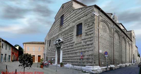 Basilica San Paterniano di Fano (4681 clic)