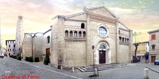 Duomo di Fano (6315 clic)