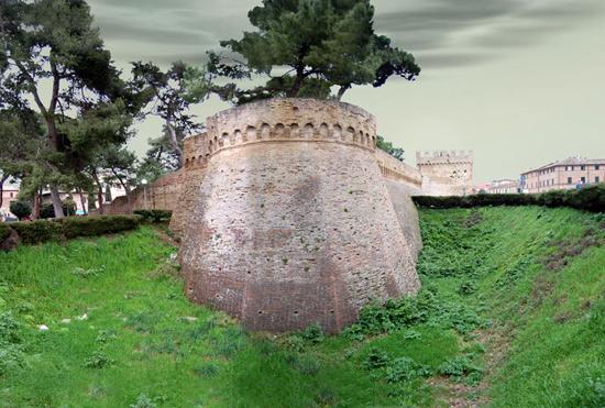 Bastione del Nuti - Fano (3205 clic)