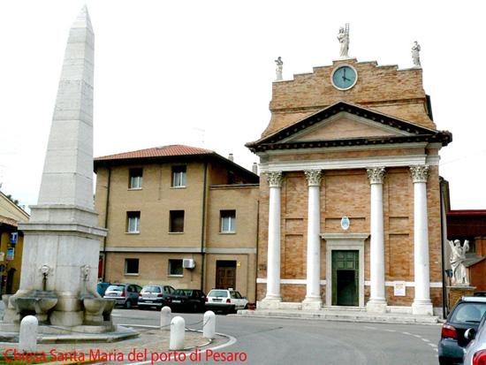 Chiesa Santa Maria del Porto - Pesaro (3404 clic)
