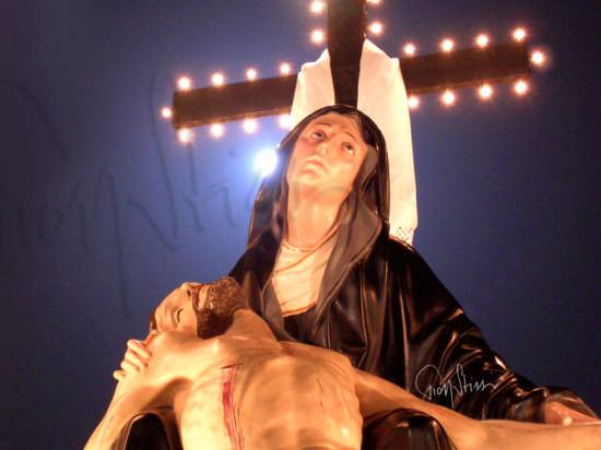 Pieta' - Biancavilla (2814 clic)