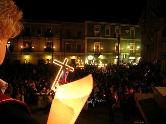 processione dei Misteri - Biancavilla (3048 clic)