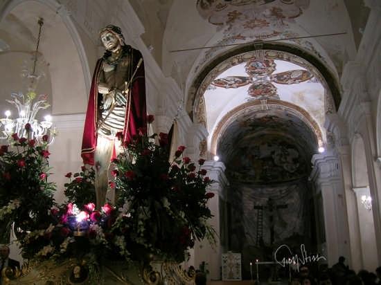Chiesa dell'Annunziata: Ecce Homo - Biancavilla (4694 clic)