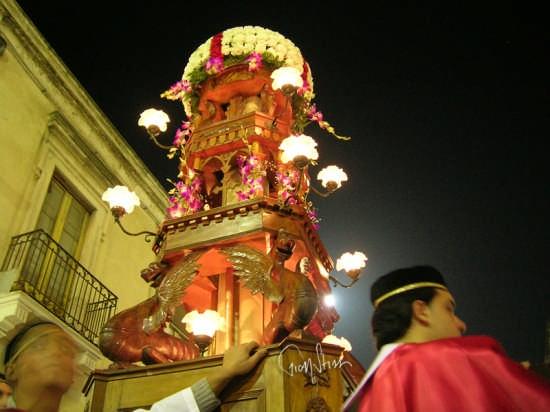 processione dei Misteri - Biancavilla (2894 clic)
