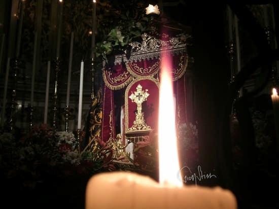 Reliquia della Santa Croce - Biancavilla (3479 clic)