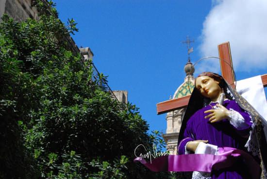 processione dell'Addolorata - Biancavilla (3055 clic)