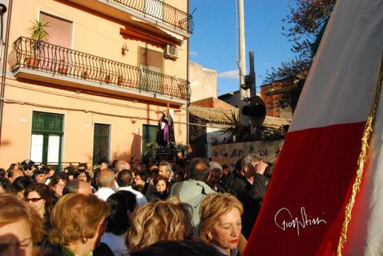processione dell'Addolorata - Biancavilla (2588 clic)