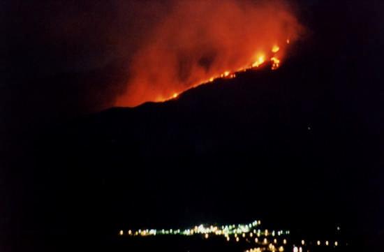Eruzione 2008 - Etna (2685 clic)