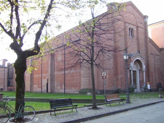 Abbazia di Nonantola (3662 clic)