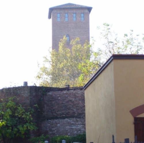 Torre dei Bolognesi - Nonantola (2304 clic)