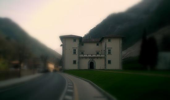 residenza dei Medici...il castello - Serravezza (4269 clic)