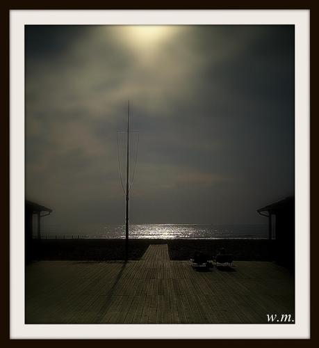 ultimo sole d'estate... - Cinquale (1739 clic)