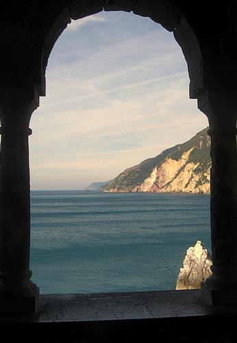 ...incorniciando la natura... - Portovenere (3706 clic)