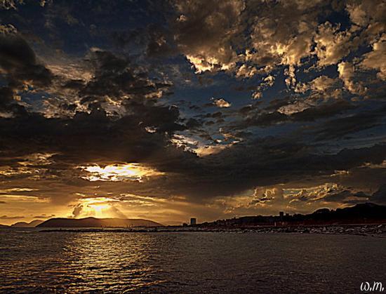 ..tramonti di fine estate... - Marina di massa (762 clic)