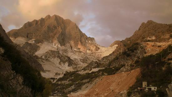 le cave di marmo - Carrara (2447 clic)