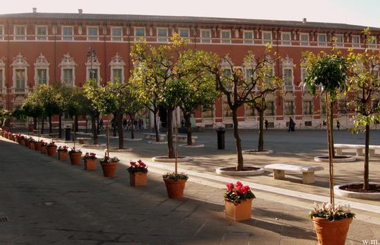 palazzo ducale o palazzo rosso secolo xv - Massa (1176 clic)