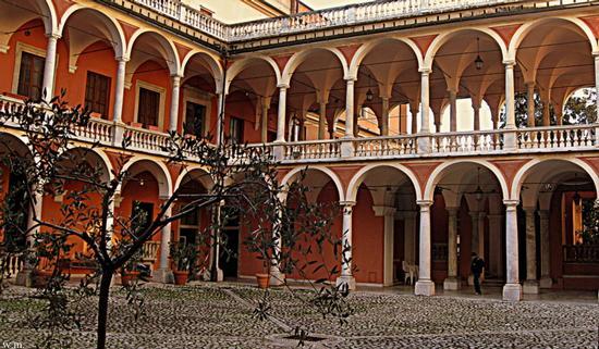palazzo ducale...particolare.. - Massa (1384 clic)