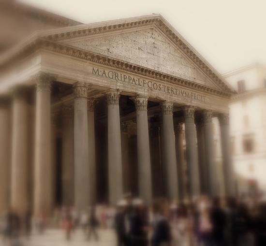 il pantheon.. - ROMA - inserita il 13-Apr-11