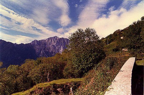 monte altissimo parco delle apuane.. - Alpi apuane (1893 clic)