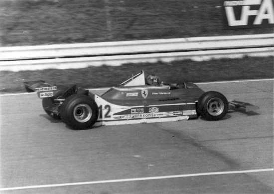 ...il grande Gilles Villenueve... - Monza (2676 clic)