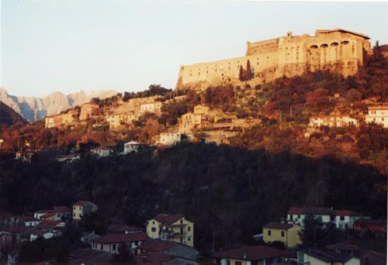 castello malaspina - Massa (1996 clic)