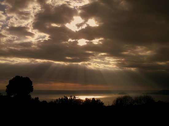 il golfo dei poeti.... - Montemarcello (2274 clic)