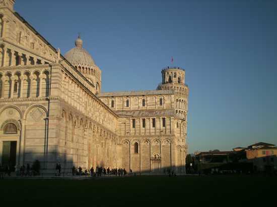 piazza dei miracoli - Pisa (1997 clic)