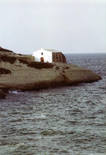 chiesetta sul mare - PLATAMONA - inserita il 19-Feb-09