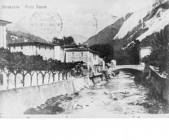 cartolina storica - SERRAVEZZA - inserita il 30-Mar-09