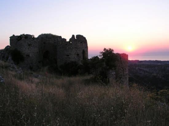 Castello di Stilo - Bivongi (3217 clic)