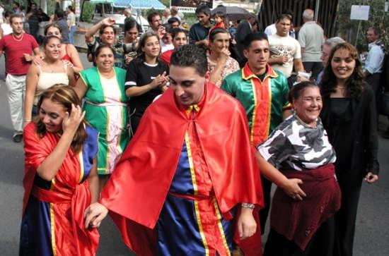 Festa SS  Cosma e Damiano- ROM 1 - Riace (2930 clic)
